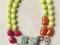 Handmade neckless and things