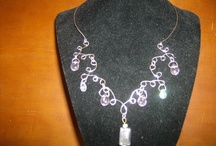 Awesome handwired jewelry