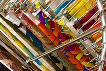 Surface Design / Textile Design Trade Show Articles