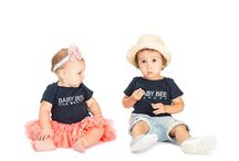 AnnaBee onesies / All organic cotton, baby onesies that are perfect to describe baby's ever changing mood.