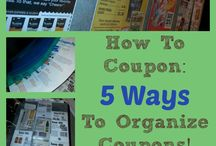 Extreme Couponer (in training) / by Sarah Federspiel