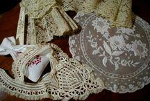 Le Linge de Jadis - http://lelingedejadis.net / Boutique en ligne de linge ancien, dentelle & mercerie ancienne