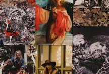 Mystical vibes meets bohemian luxury - Matthew Williamson AW15