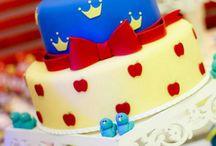 birthday blancanieves