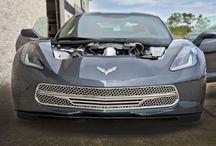 C7 Corvette Exterior Accessories  / C7 Corvette Exterior Accessories  / by Zip Corvette Parts