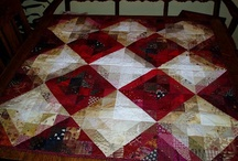 Patchwork / What I like to do too