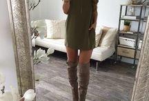 New Wardrobe / Style