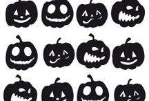 Halloween Bastel und Zeichnungen Ideen