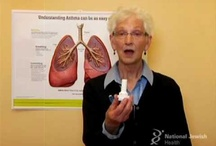 Asthma Inhalers / Step-by-step demonstrations of how to use a variety of asthma inhalers. / by National Jewish Health