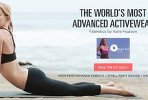 Fabletics / by Amy Shanks