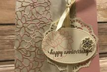 Anniversary and Wedding Cards