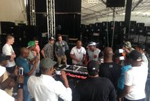 Workshops / We host workshops for our students and invite celebrity deejays to come and share industry tricks and trade