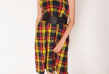 TOTES TARTS / tartan in fashion and life / by APRIL PRIDE