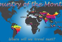 March 2015 Country of the Month: Germany / Welcome to Germany, our March 2015 Country of the Month! Follow this board to learn about the country, its culture and languages!