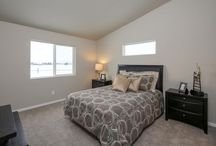 Master Suites / Staged by Spokane's premier furniture store Tin Roof.
