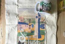 my work It is fabulous to live in a place that has its own bag and mug #stjust