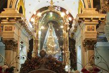 Virgen morenita.