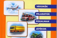Közlekedés témakör