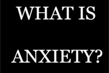 What is anxiety? / Self help articles on anxiety, panic attacks, social anxiety and also free e-books on self-help.