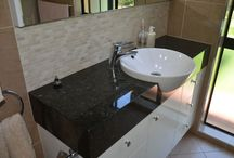 Vanity splashbacks