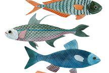 Fish- crafts