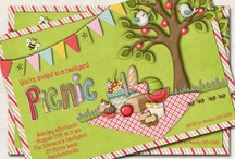 Charley's Picnic Party / by Marcy Cox