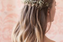 Bridal/bridesmaid hair