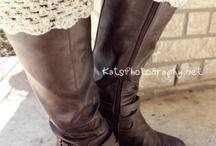 Boot Cuffs / by Castlegate Crochet