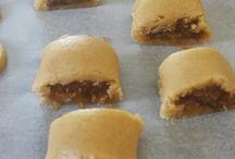 Tarifler / İncirli kurabiye