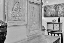 i nostri interni / alcuni arredi di Melchiorre Bega