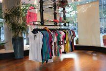 Fotos boutique PV 2014 / Mostrar el interior y el escaparate de la boutique