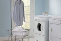 Laundry Room Ideas / Quick and clever ways to create a more efficient and organized laundry room.