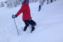 Skiferier 2014 / Verdens bedste kunders bedste skibilleder/videoer