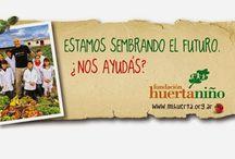 FUNDACION HUERTA NIÑO / https://www.facebook.com/organizadoraflorenciacopoletti?ref=hl