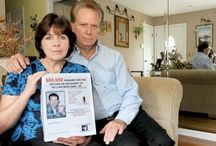 families of missing persons / by Corinne Langley