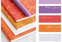 Creativity ~ Colour / Colour combos that inspire me! / by Belinda Witzenhausen