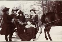 Romanov Family at Play