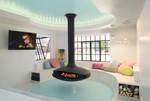 Interesting Interiors / For those funky interior design nuggets we would all love to replicate in our own homes