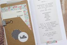 inspired: traveler's notebook