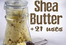 Body Butter Recipes and Uses (Shea, Cocoa & Mango Butters) / Anything and everything about how to use raw body butters, specifically shea, cocoa and mango butters.