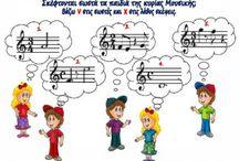 μαθηματα μουσικης