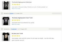 Customer Reviews / Purchase reviews from happy customers