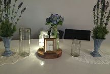 MELZ insite / Wedding table decorations