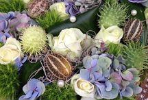 zajímavé kytice