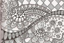 Zen Doodle / Lovely Doodlings