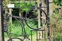 kerékpár kapu