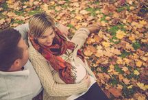 Maternity and newborn photos and announcements / by Elizabeth Rottier (Efting)