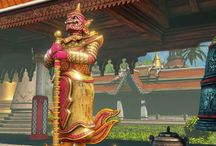 This 'Street Fighter V' stage was just pulled for 'unintentional religious references'