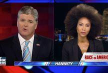 Sean Hannity Grills Former Miss Alabama For Saying Dallas Gunman Was a 'Martyr'