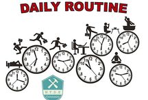 Defeat daily routine / How to defeat daily routine by enjoying your passions?